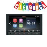 """Clarion FX508AU 6.75""""  with Apple Carplay & Android Auto"""