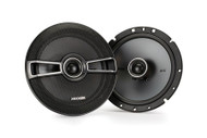 "Kicker 44KSC6504  6.5"" 2-Way KS Series Speakers w/ Silk Tweeters"