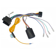 vw control harness type c