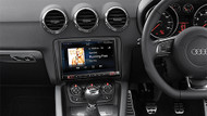Alpine  Premium Infotainment System for Audi TT