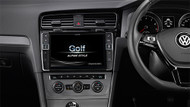 "Alpine  Premium 9"" Infotainment Solution for VW Golf VII"