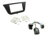 aerpro fp8133k double din install kit - iveco