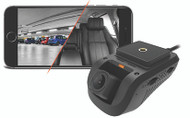 Dashmate DSH- 932 3G  Dual Dash Camera with GPS Tracking + Free 32GB Card