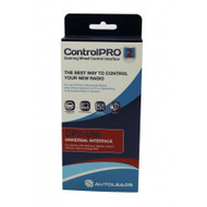 Control Pro CP2-UNI Universal CAN Bus Steering wheel adapter