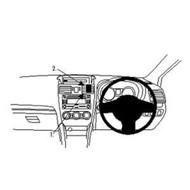 ClicOn Subaru Forester 13-18, Impreza 12-16, Levorg 16-19, XV 12-16