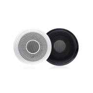 "Fusion  XS-F40CWB XS Series 4"" Speaker pair - with Classic White & Black Grills - 120W,4.0"" Spk,w/o LED,Classic Wht & Blk"