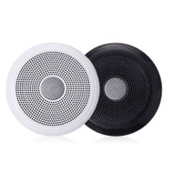 "Fusion  XS-F77CWB XS Series 7.7"" Speaker pair - with Classic White & Black Grills - 240W"