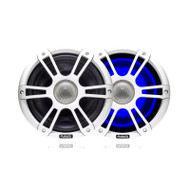 "Fusion  SG-CL77SPW White Sports Grill - 7.7"" Speakers -280W - LED"