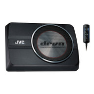 JVC CW-DRA8 (8'') Compact Powered Subwoofer