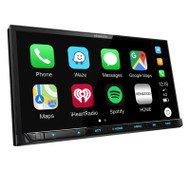 "Kenwood DMX8019DABS Android Auto & Apple CarPlay AV 7"" Superfine Resistive W/ DAB + Bonus rev cam"