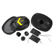 Kicker CSS694 CS-Series 6x9-inch Component Speakers
