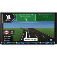 Clarion NX706AU 7 inch multimedia unit with Built in Nav and Bluetooth