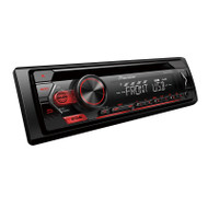 Pioneer DEH-S1250UB Car Stereo with USB, Android Support, Aux & 2 x RCA Pre-out.