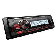 Pioneer MVH-MS410BT Marine Digital Receiver with Built-in Bluetooth