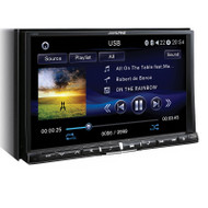 "Alpine i108AD 8"" DVD/CD/HDMI/USB/BLUETOOTH Mobile Media Unit"