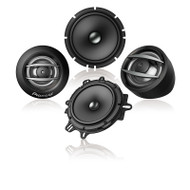 "Pioneer TS-A1600C 6.5"" 2-way Component Speaker System"