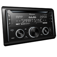 Pioneer FH-S820DAB Car stereo with Dual Bluetooth, DAB+ radio