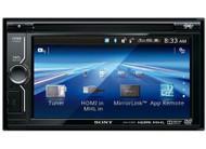 Sony XAV612BT 2 DIN DVD Media System with Bluetooth