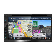 "Kenwood  DNX5180S 6.8"" In Dash Navigation System With apple CarPlay - Free Reversing Camera"