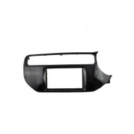 Aerpro  FP8196 Facia to suit Kia Rio 2015-2016 Piano Black