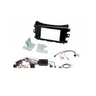 Aerpro FP9209XK Install kit to suit Nissan Navara NP300 ST/STX Gloss Black