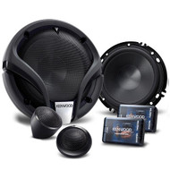 "Kenwood KFC-M614P 6"" Component Car Speakers"