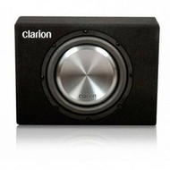 Clarion 10 inch subwoofer in compact box