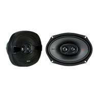 Kicker KSC6934 6x9 3-Way KS Series Car Speakers