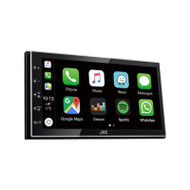 JVC KWM745DBT Apple Carplay and Android auto Receiver with BONUS DAB+ Antenna