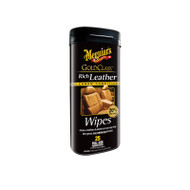 Meguiars Gold Class Rich Leather Cleaner/Conditioner Wipes G10900