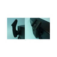 Antitheft RKFO-33S Auto Bright Mirror FIAT Mount