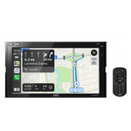 JVC KW-M960BW AV Receiver + Android  Auto + Wireless Car Play