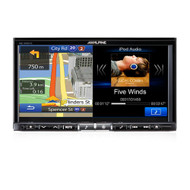 "Alpine INE-W957A 7"" DVD/USB/HDMI/Bluetooth Advanced Navi Station"