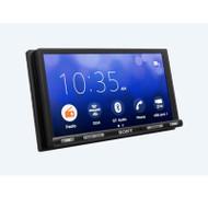 "Sony XAVAX5500 6.95"" (17.6-cm) BLUETOOTH Media Receiver with Carplay/ Android Auto"