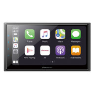 "Pioneer DMH-Z6350BT 6.8″ Capacitive Touch-screen ""Short Chassis"" Multimedia Alexa Built-in/ Wireless Apple CarPlay/ Android Auto"