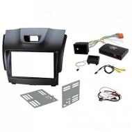 Aerpro FP8061C Install kit to suit Holden Colorado, Colorado 7 Matte Black
