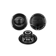"Blaupunkt BGX1664 6.6"" 4-Way Quadaxial 4-Way speakers"