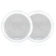 "Fusion FM-F77RW / 010-02300-00  FM Series 7.7"" 200 Watt Flush Mount Marine Speakers"