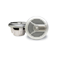 "Alpine SPR-M700  Marine 7"" Coaxial 2-Way silver Speakers"
