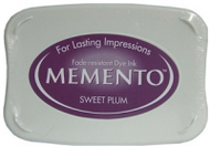 Sweet Plum Memento Ink Pad