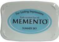 Summer Sky Memento Ink Pad