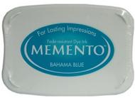 Bahama Blue Memento Ink Pad