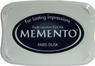 Paris Dusk Memento Ink Pad