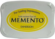 Dandelion Memento Ink Pad