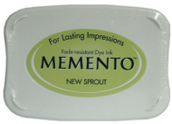 New Sprout Memento Ink Pad