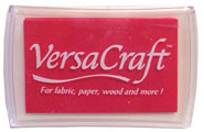 Cherry Pink VersaCraft Ink Pad