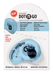 Memory Book Dot N Go Glue Dots