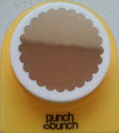 48mm Scallop Circle Punch