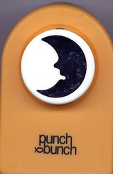 Moon Large Punch