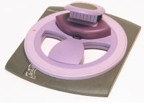 allDeco Punch Circle/Square Cartridge Holder